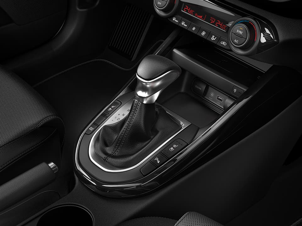 6-speed automatic transmission & 7-speed DCT