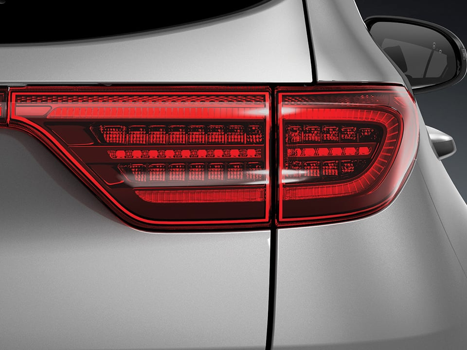 LED-type rear combination lamps